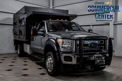2012 Ford Super Duty F-550 DRW
