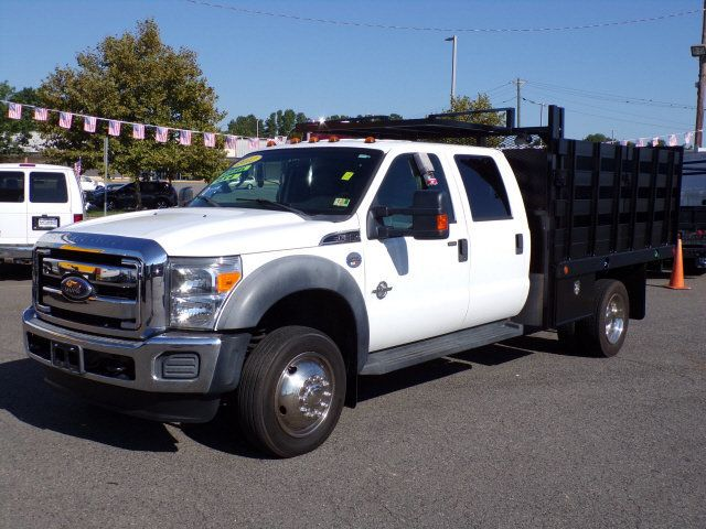 2012 Ford Super Duty F-550 DRW XLT 4X4 - 17281156 - 0