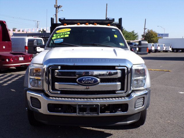 2012 Ford Super Duty F-550 DRW XLT 4X4 - 17281156 - 1