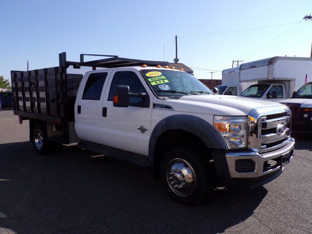 2012 Ford Super Duty F-550 DRW XLT 4X4 - 17281156 - 2