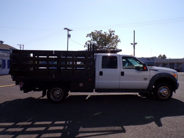 2012 Ford Super Duty F-550 DRW XLT 4X4 - 17281156 - 3