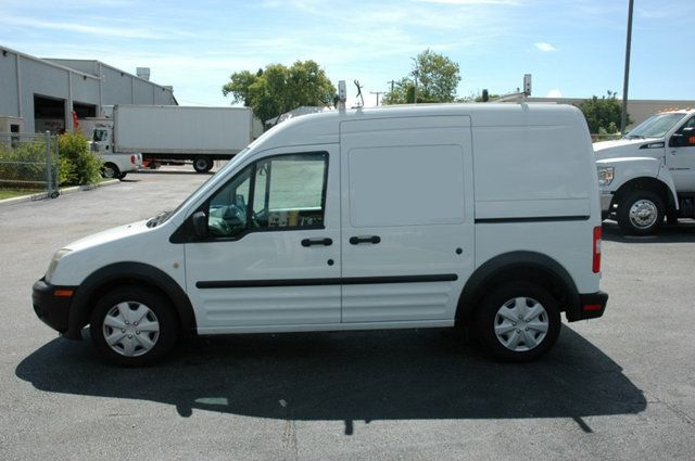 2012 Ford TRANSIT CONNECT CARGO VAN - 15289487 - 0
