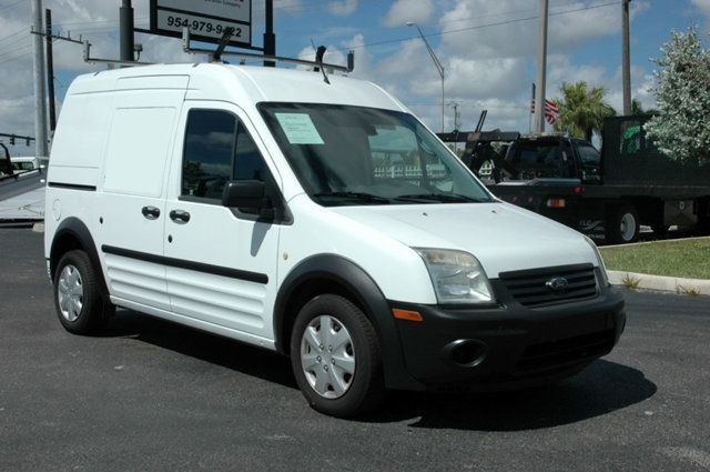 2012 Ford TRANSIT CONNECT CARGO VAN - 15289487 - 1