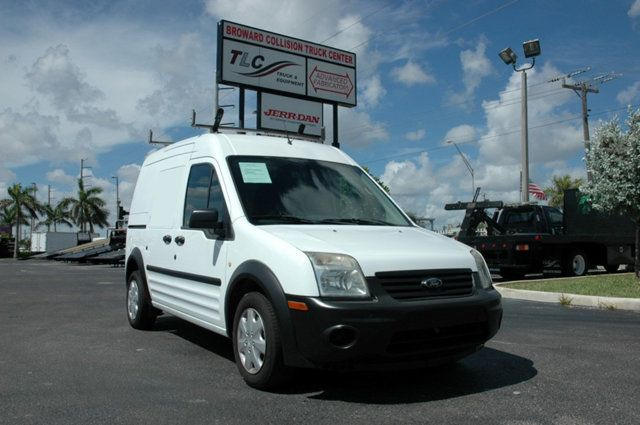 2012 Ford TRANSIT CONNECT CARGO VAN - 15289487 - 2