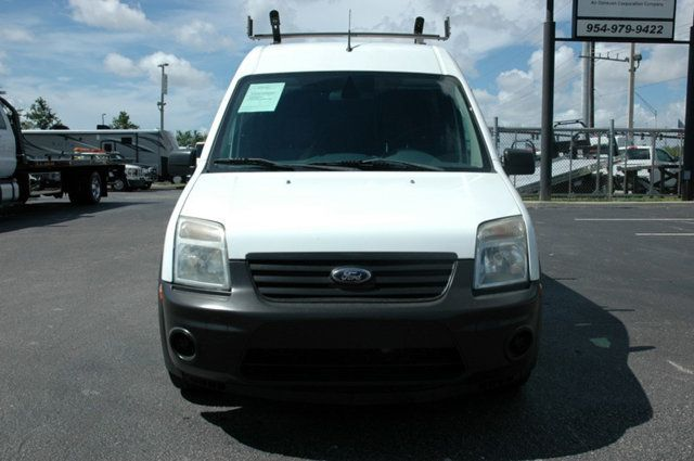 2012 Ford TRANSIT CONNECT CARGO VAN - 15289487 - 4