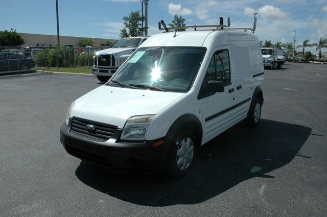 2012 Ford TRANSIT CONNECT CARGO VAN - 15289487 - 5