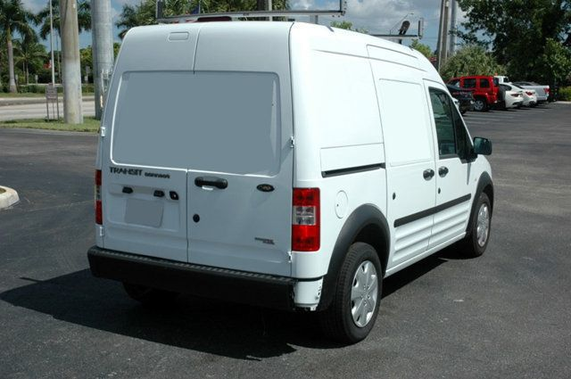 2012 Ford TRANSIT CONNECT CARGO VAN - 15289487 - 7