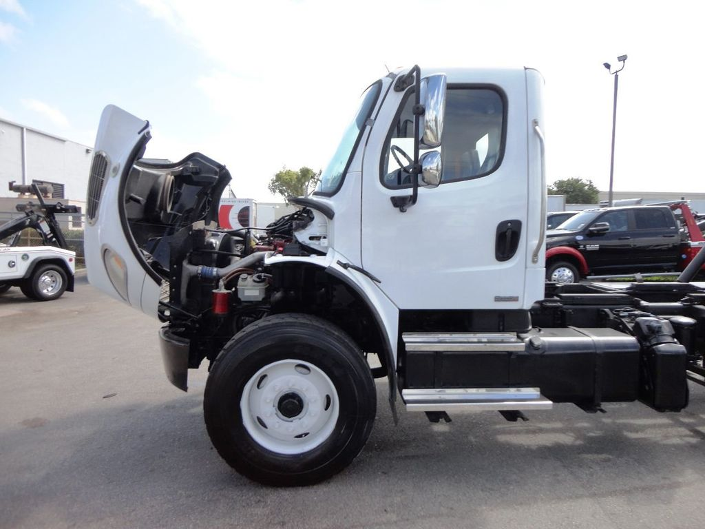 2012 Freightliner BUSINESS CLASS M2 28FT 15 TON ROLLBACK INDUSTRIAL JERRDAN.. TANDEM AXLE.. - 19177978 - 11