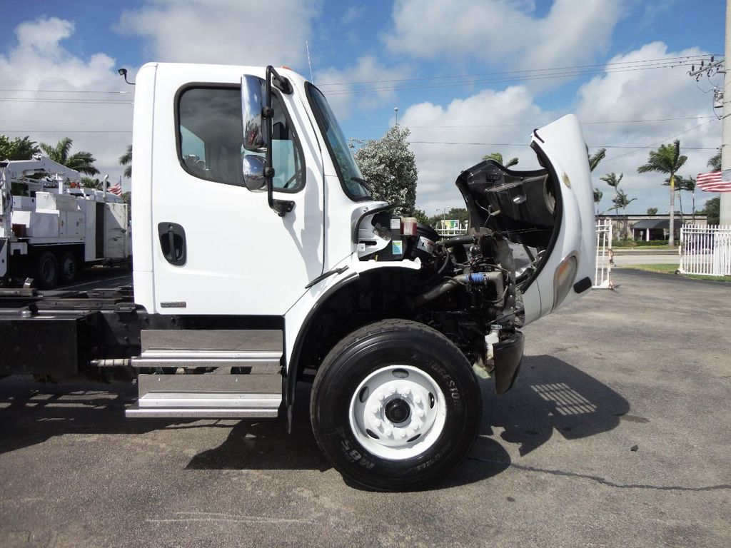 2012 Freightliner BUSINESS CLASS M2 28FT 15 TON ROLLBACK INDUSTRIAL JERRDAN.. TANDEM AXLE.. - 19177978 - 16