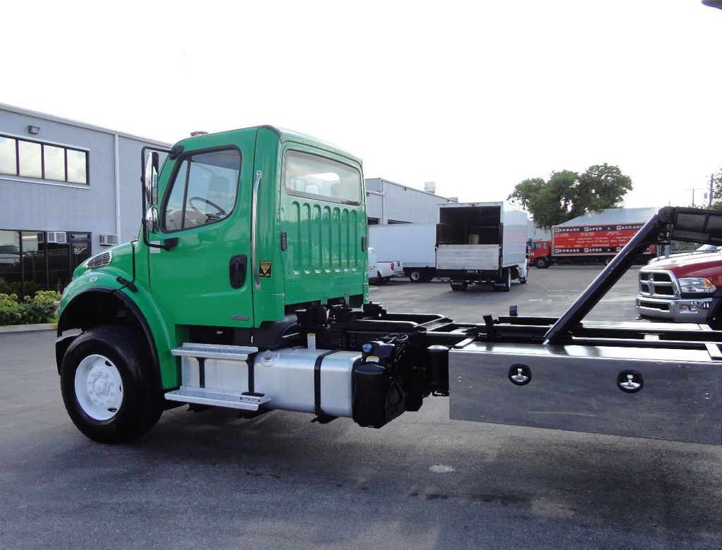 2012 Freightliner BUSINESS CLASS M2 28FT 15 TON ROLLBACK INDUSTRIAL JERRDAN.. TANDEM AXLE.. - 17742668 - 2
