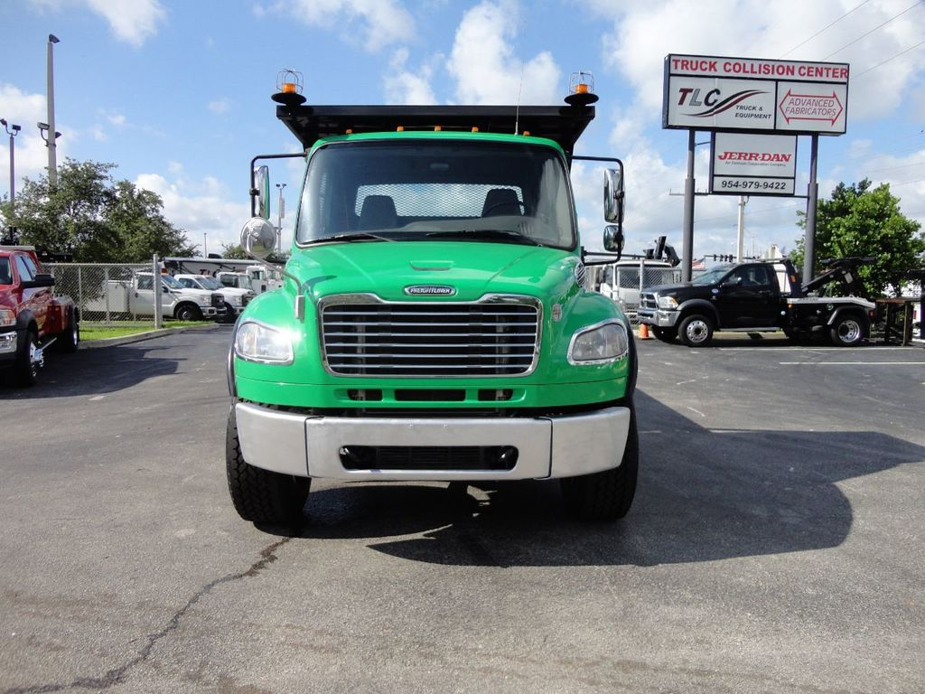 2012 Freightliner BUSINESS CLASS M2 28FT 15 TON ROLLBACK INDUSTRIAL JERRDAN.. TANDEM AXLE.. - 17742668 - 49
