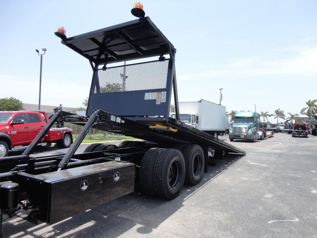 2012 Freightliner BUSINESS CLASS M2 ROLLBACK 28FT.15 TON INDUSTRIAL JERRDAN.. TANDEM AXLE.. - 17857325 - 24