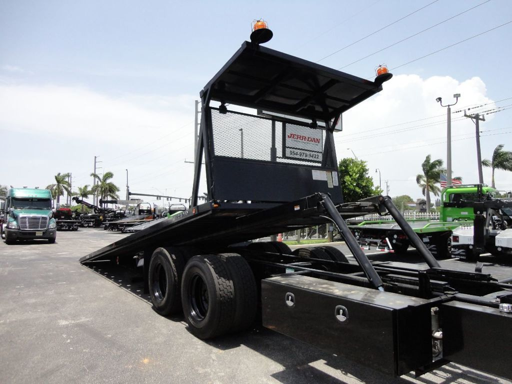 2012 Freightliner BUSINESS CLASS M2 ROLLBACK 28FT.15 TON INDUSTRIAL JERRDAN.. TANDEM AXLE.. - 17857325 - 34
