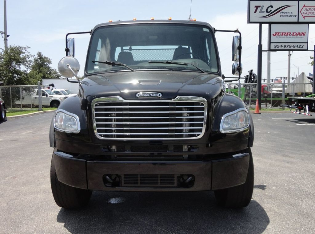 2012 Freightliner BUSINESS CLASS M2 ROLLBACK 28FT.15 TON INDUSTRIAL JERRDAN.. TANDEM AXLE.. - 17857325 - 3
