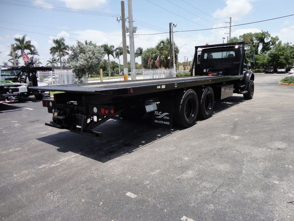 2012 Freightliner BUSINESS CLASS M2 ROLLBACK 28FT.15 TON INDUSTRIAL JERRDAN.. TANDEM AXLE.. - 17857325 - 44