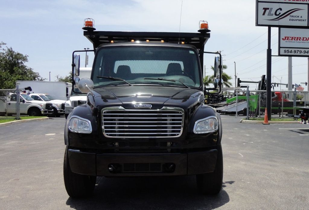 2012 Freightliner BUSINESS CLASS M2 ROLLBACK 28FT.15 TON INDUSTRIAL JERRDAN.. TANDEM AXLE.. - 17857325 - 48