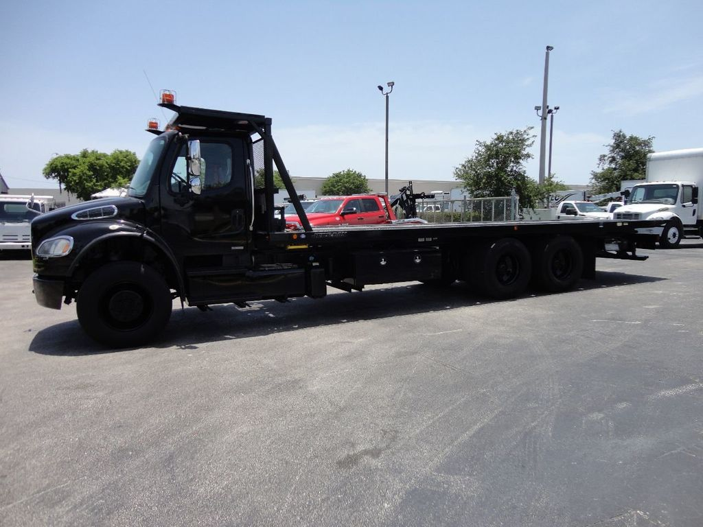 2012 Freightliner BUSINESS CLASS M2 ROLLBACK 28FT.15 TON INDUSTRIAL JERRDAN.. TANDEM AXLE.. - 17857325 - 49