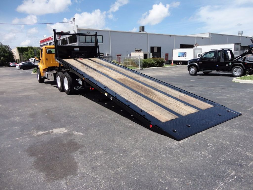 2012 Freightliner BUSINESS CLASS M2 TANDEM AXLE.. JERR-DAN 28FT INDUSTRIAL 15 TON ROLLBACK - 16601672 - 11