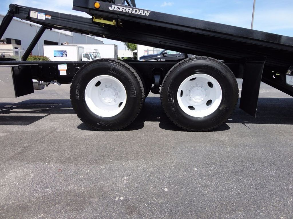 2012 Freightliner BUSINESS CLASS M2 TANDEM AXLE.. JERR-DAN 28FT INDUSTRIAL 15 TON ROLLBACK - 16601672 - 16