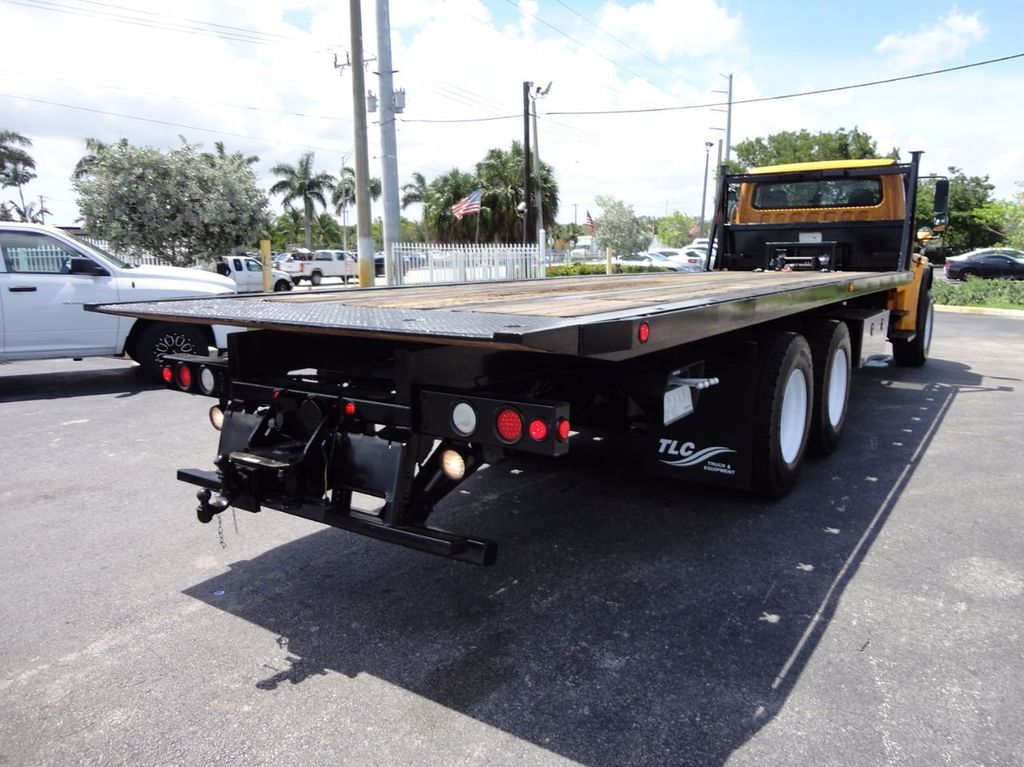 2012 Freightliner BUSINESS CLASS M2 TANDEM AXLE.. JERR-DAN 28FT INDUSTRIAL 15 TON ROLLBACK - 16601672 - 24