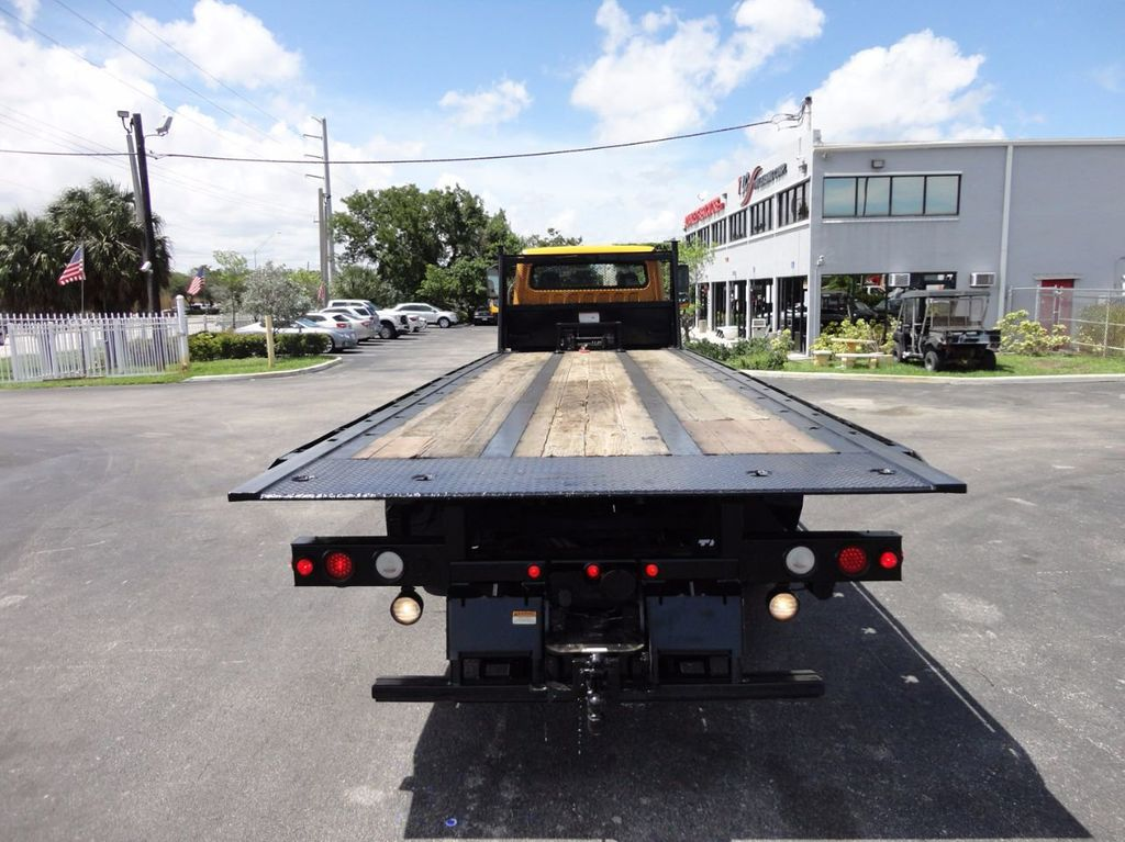 2012 Freightliner BUSINESS CLASS M2 TANDEM AXLE.. JERR-DAN 28FT INDUSTRIAL 15 TON ROLLBACK - 16601672 - 26