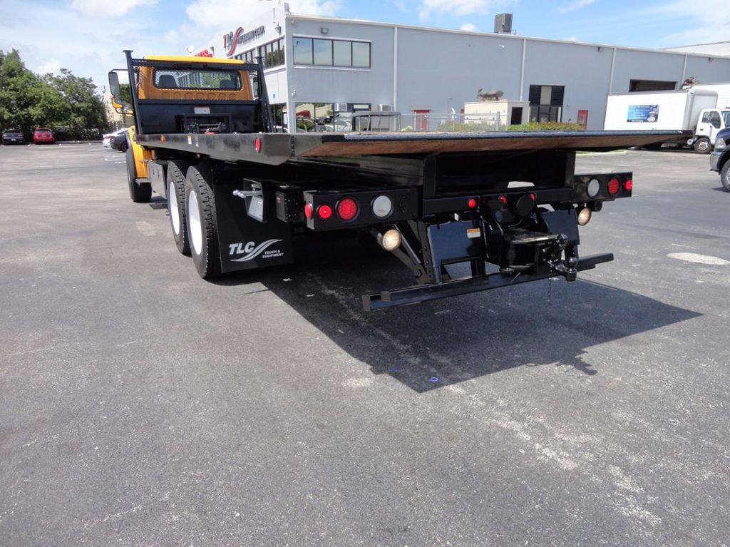 2012 Freightliner BUSINESS CLASS M2 TANDEM AXLE.. JERR-DAN 28FT INDUSTRIAL 15 TON ROLLBACK - 16601672 - 27