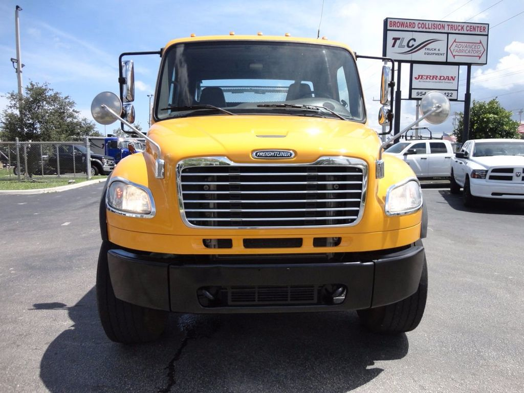 2012 Freightliner BUSINESS CLASS M2 TANDEM AXLE.. JERR-DAN 28FT INDUSTRIAL 15 TON ROLLBACK - 16601672 - 3