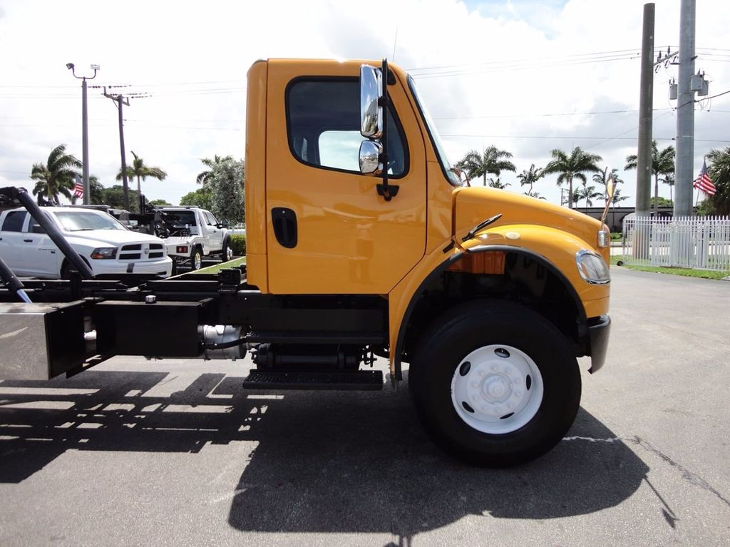 2012 Freightliner BUSINESS CLASS M2 TANDEM AXLE.. JERR-DAN 28FT INDUSTRIAL 15 TON ROLLBACK - 16601672 - 6