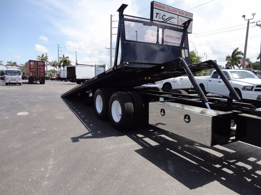 2012 Freightliner BUSINESS CLASS M2 TANDEM AXLE.. JERR-DAN 28FT INDUSTRIAL 15 TON ROLLBACK - 16601672 - 7