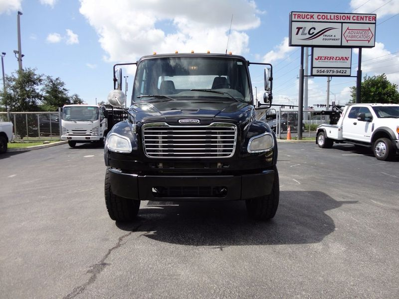 2012 Freightliner BUSINESS CLASS M2 TANDEM AXLE.. JERR-DAN 28FT INDUSTRIAL 15 TON ROLLBACK - 16666132 - 2