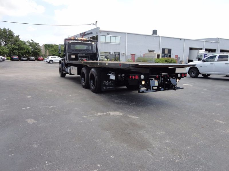 2012 Freightliner BUSINESS CLASS M2 TANDEM AXLE.. JERR-DAN 28FT INDUSTRIAL 15 TON ROLLBACK - 16666132 - 38