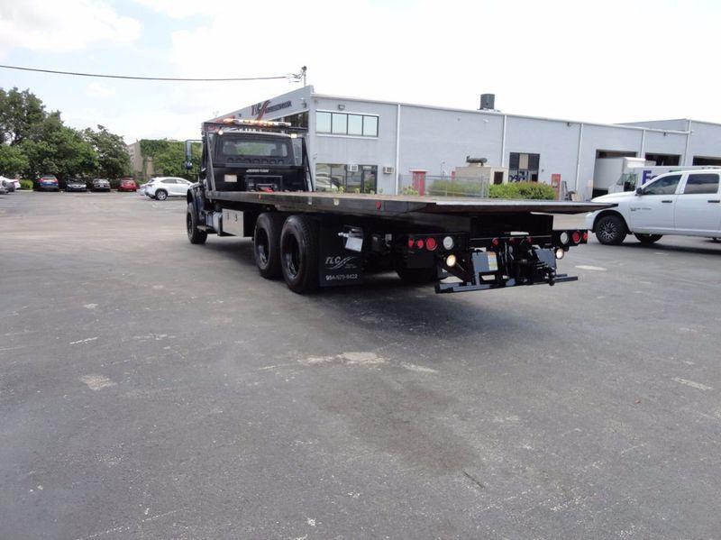2012 Freightliner BUSINESS CLASS M2 TANDEM AXLE.. JERR-DAN 28FT INDUSTRIAL 15 TON ROLLBACK - 16666132 - 38