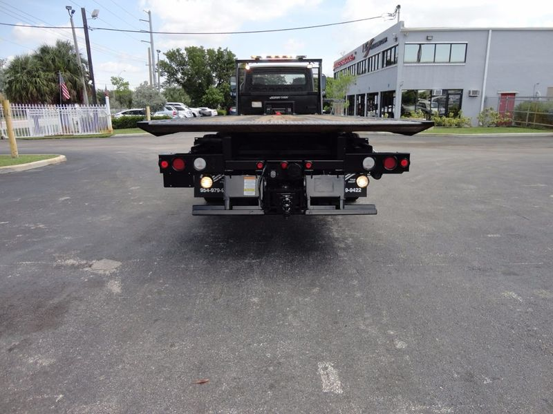 2012 Freightliner BUSINESS CLASS M2 TANDEM AXLE.. JERR-DAN 28FT INDUSTRIAL 15 TON ROLLBACK - 16666132 - 39