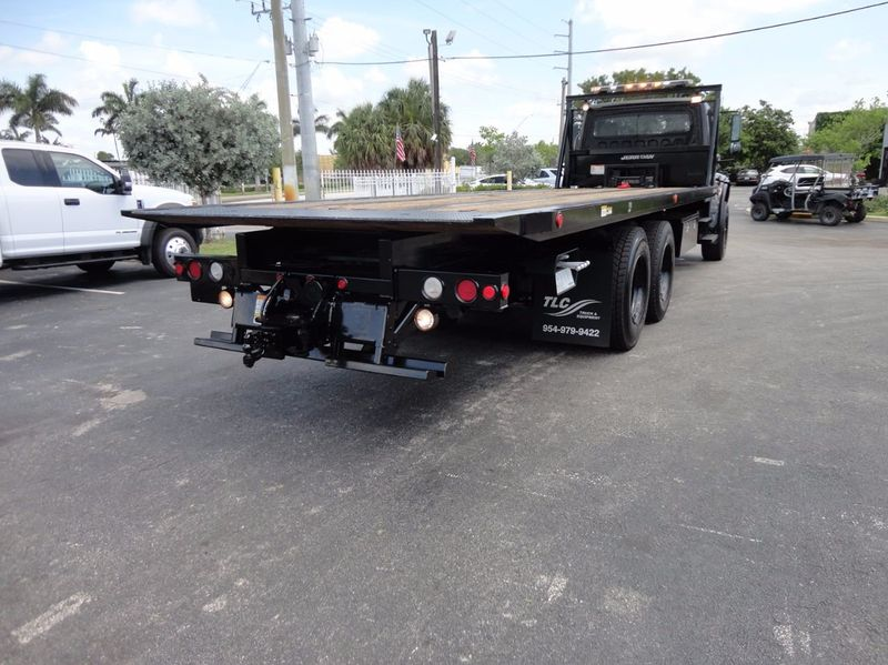 2012 Freightliner BUSINESS CLASS M2 TANDEM AXLE.. JERR-DAN 28FT INDUSTRIAL 15 TON ROLLBACK - 16666132 - 40