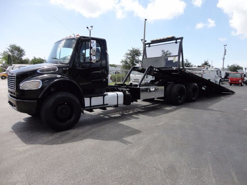 2012 Freightliner BUSINESS CLASS M2 TANDEM AXLE.. JERR-DAN 28FT INDUSTRIAL 15 TON ROLLBACK - 16666132 - 4