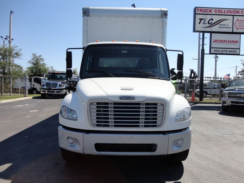 2012 Freightliner BUSINESS CLASS M2 106 25,950LB GVWR UNDER CDL..26FT X 102 X 102 BOX.LIFTGATE - 17456203 - 2