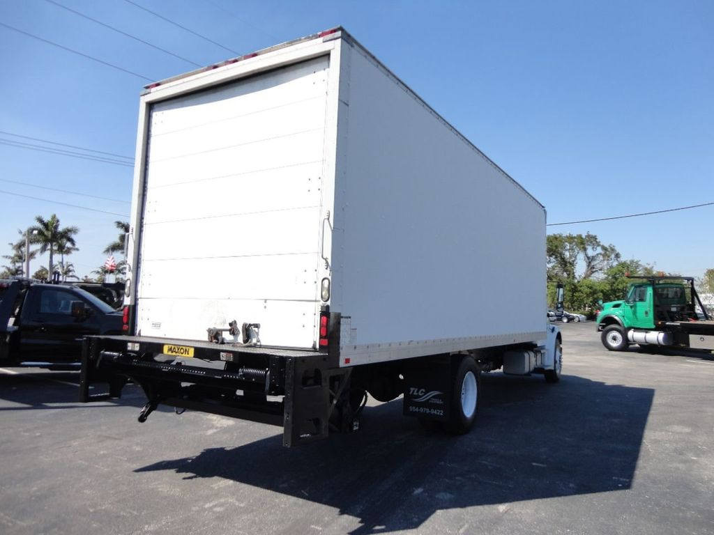 2012 Freightliner BUSINESS CLASS M2 106 25,950LB GVWR UNDER CDL..26FT X 102 X 102 BOX.LIFTGATE - 17456203 - 6