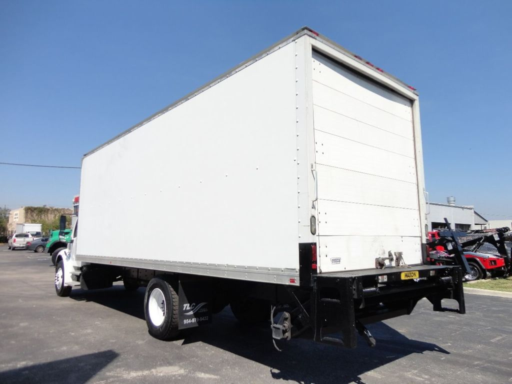 2012 Freightliner BUSINESS CLASS M2 106 25,950LB GVWR UNDER CDL..26FT X 102 X 102 BOX.LIFTGATE - 17456203 - 8