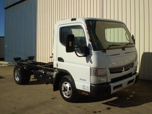2012 Fuso Canter 515 4x2 - 16715497 - 0