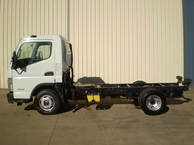 2012 Fuso Canter 515 4x2 - 16715497 - 4