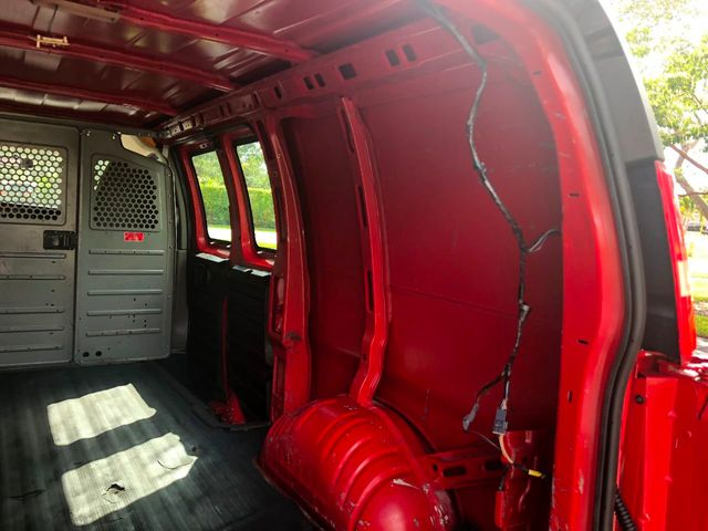 "2012 GMC Savana Cargo Van RWD 2500 135"" - Click to see full-size photo viewer"