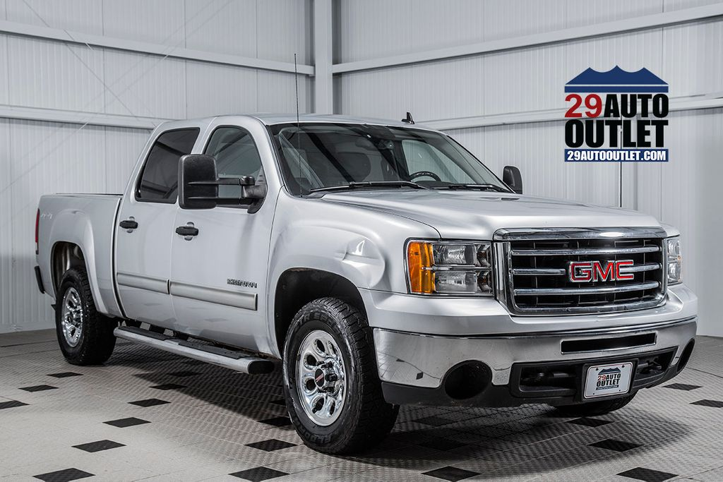 2012 Used Gmc Sierra 1500 Sle At Country Commercial Center