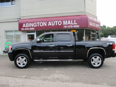 "2012 GMC Sierra 2500HD 4WD Crew Cab 153.7"" Denali - Click to see full-size photo viewer"
