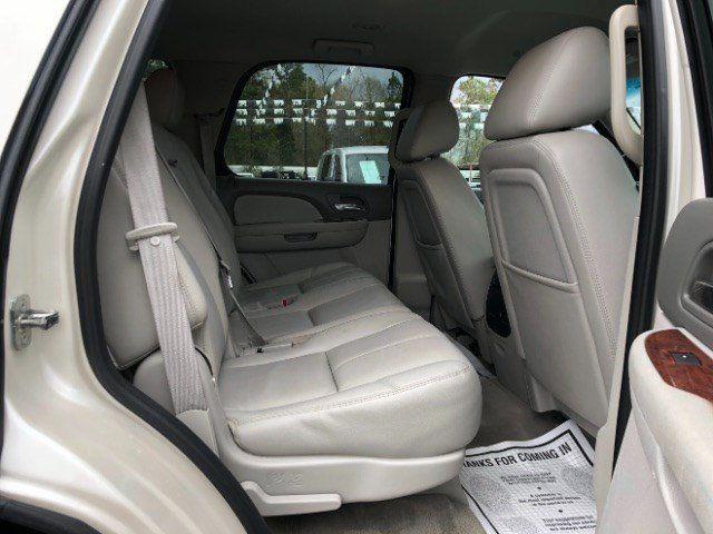 2012 GMC Yukon 4WD 4dr 1500 SLT - 18597204 - 10
