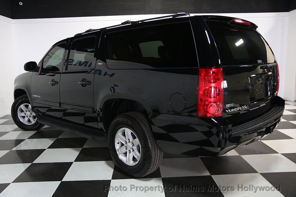 2012 used gmc yukon xl slt at haims motors serving fort lauderdale hollywood miami fl iid. Black Bedroom Furniture Sets. Home Design Ideas