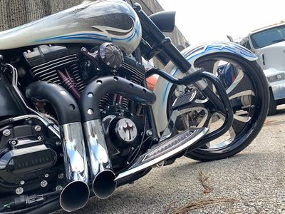 2012 Harley-Davidson FLSTFB  - Click to see full-size photo viewer