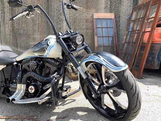 2012 Harley-Davidson FLSTFB