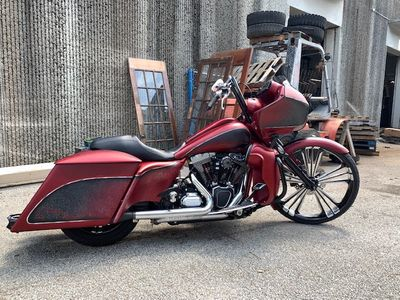 2012 Harley-Davidson FLTRX  - Click to see full-size photo viewer