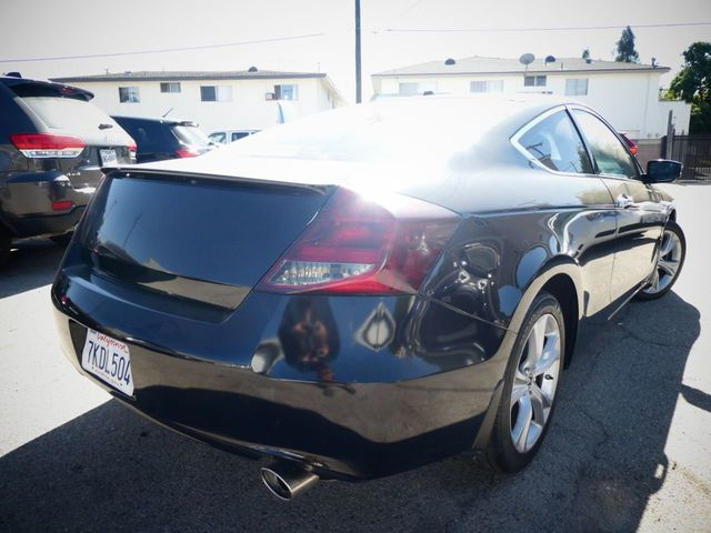 2012 Used Honda Accord Coupe 2dr V6 Automatic Ex L At Vision Hankook Motors Serving Garden Grove Ca Iid 19488677