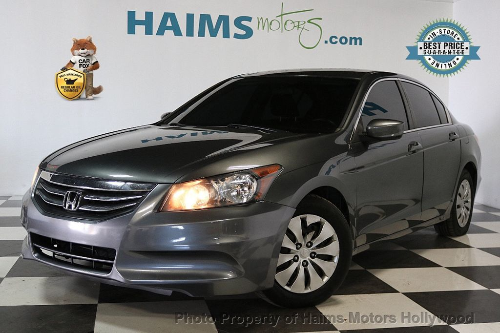 2012 Honda Accord Sedan 4dr I4 Automatic LX - 17437806